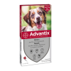 Bayer advantix spot-on 4 pipette per cani 10-25 kg