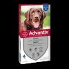 bayer advantix spot on 4 pipette per cani 25-40 kg