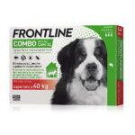 Frontline combo spot-on per cani 40-60 kg 3 pipette