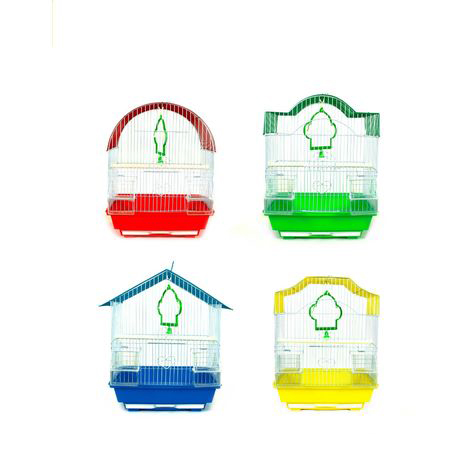 gabbia per uccellini varie forme