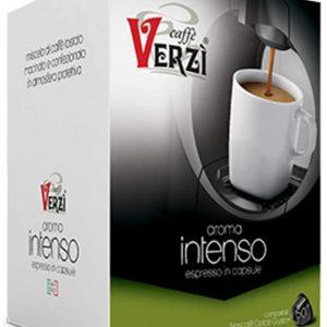 CAFFÈ VERZI | Compatibilità: DOLCE GUSTO® | Aroma: INTENSO |