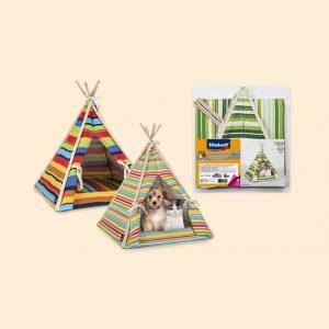vitakraft tenda indiana per cani e gatti