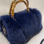 Bauletto volpe blue